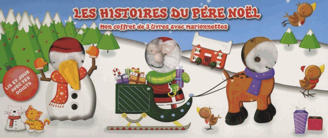 HISTOIRES DU PERE NOEL (LES)