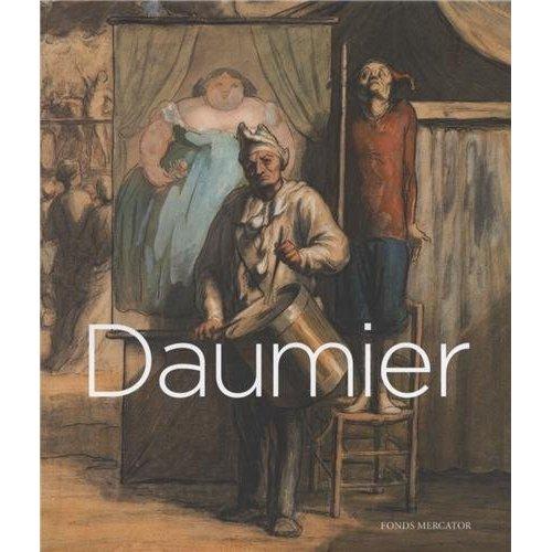 DAUMIER - VISIONS DE PARIS