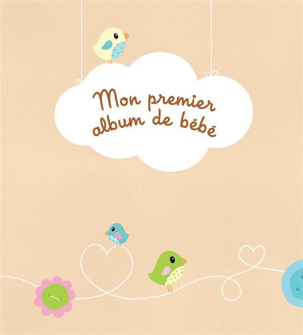 PREMIER ALBUM DE BEBE (MON)