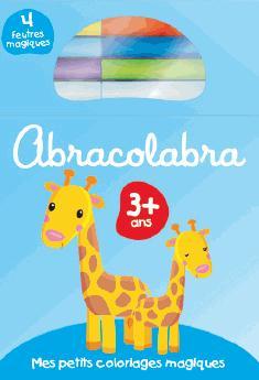 ABRACOLABRA BLEU GIRAFE 3+
