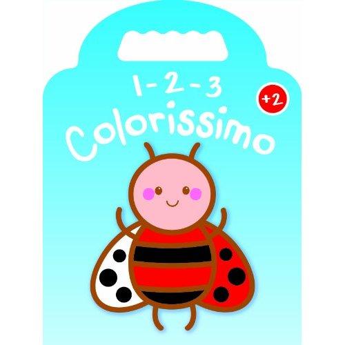 COCCINNELLE 1 2 3 COLORISSIMO +2 ANS
