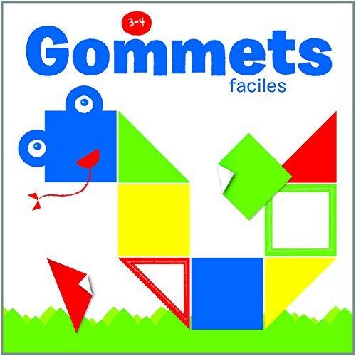 3-4 ANS GOMMETTES FACILES