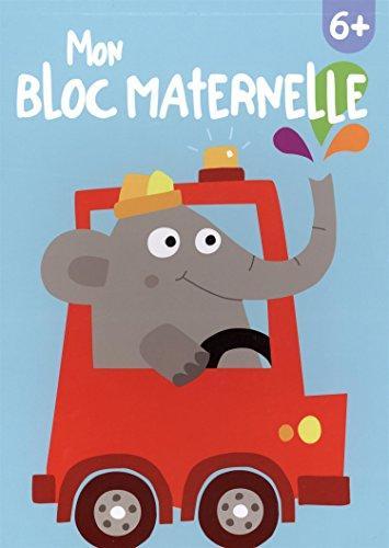 BLOC MATERNELLE 6+ (MON) ELEPHANT