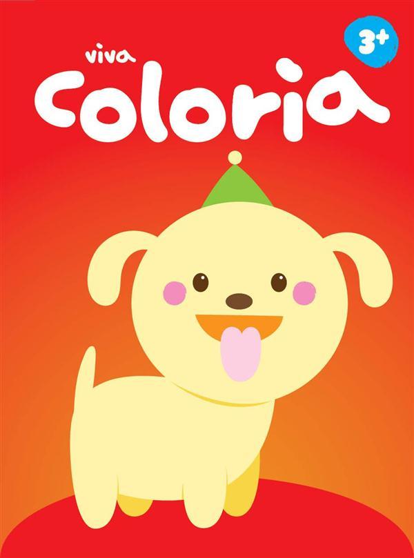 VIVA COLORIA 3+ CHIEN