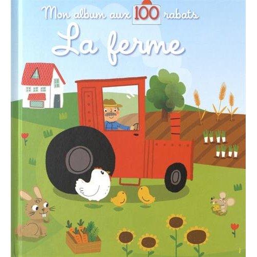 FERME (LA) MON ALBUM AU 100 RABATS