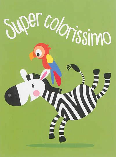 ZEBRE SUPER COLORISSIMO