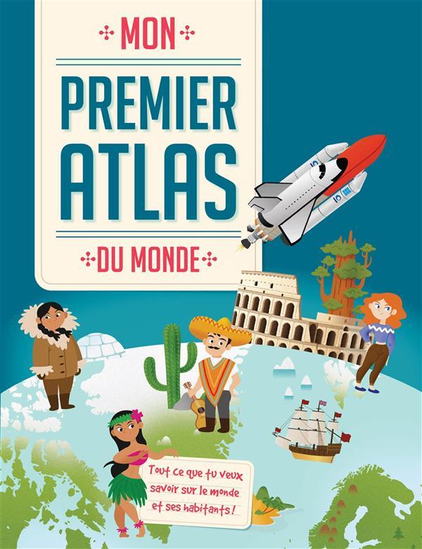 PREMIER ATLAS DU MONDE (MON)