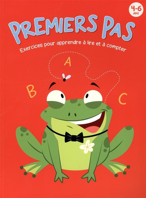PREMIERS PAS 4-6 ANS