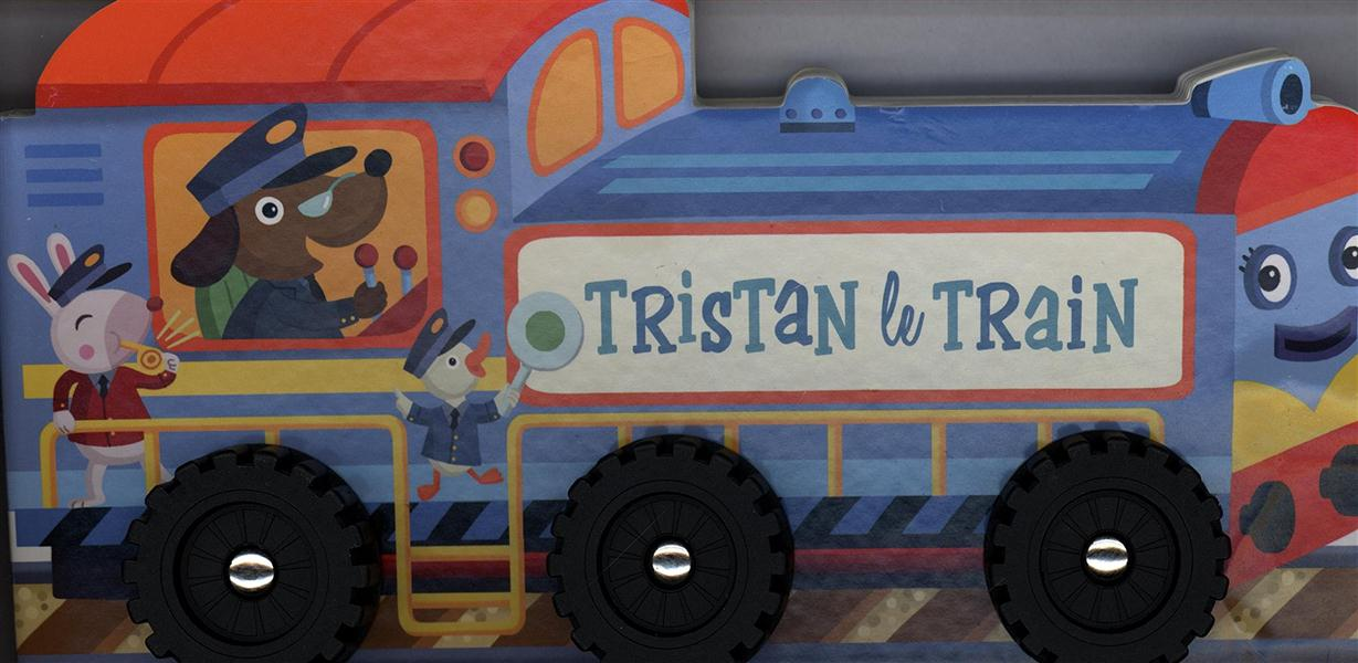 TRISTAN LE TRAIN