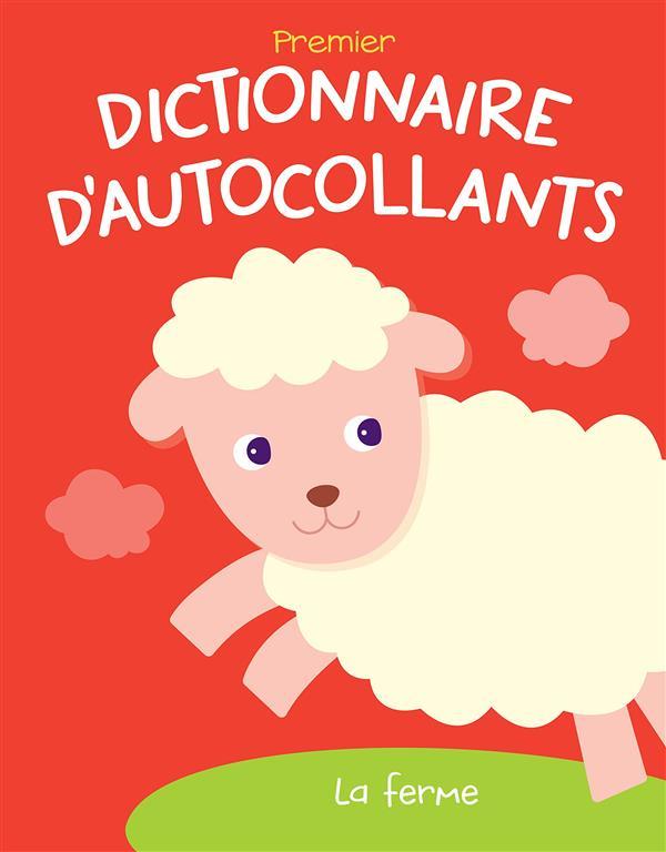 DICTIONNAIRE D'AUTOCOLLANTS LA FERME