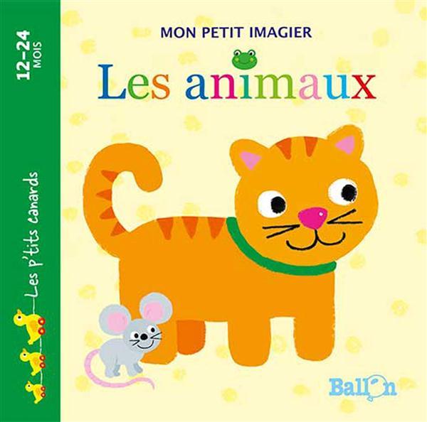 MON PETIT IMAGIER : LES ANIMAUX