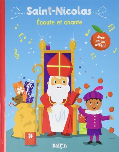 ECOUTE ET CHANTE SAINT NICOLAS RECOIT DE L'AIDE