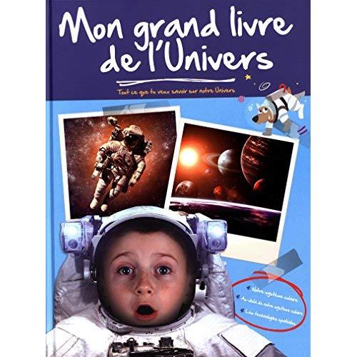 MON GRAND LIVRE DE L'UNIVERS