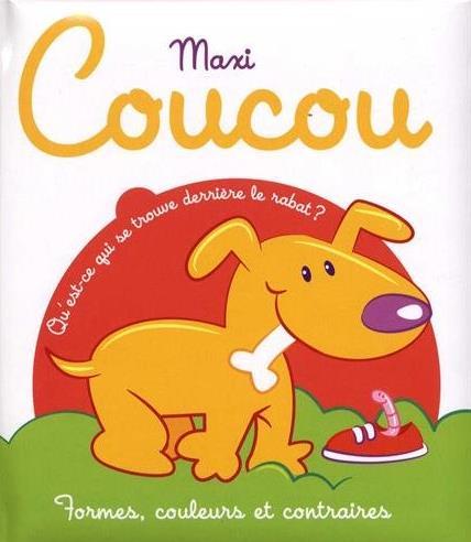 MAXI COUCOU FORMES COULEURS ET CONTRAIRES