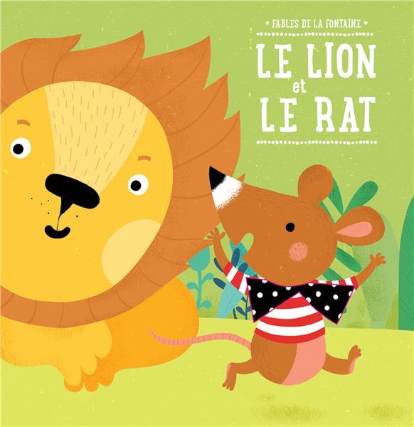 LION ET LE RAT (LE)