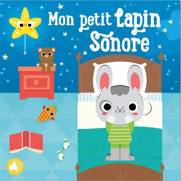 PETIT LAPIN SONORE (MON)