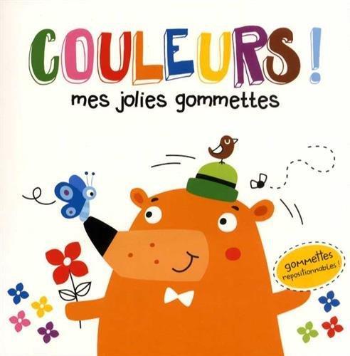 COULEURS MES JOLIES GOMMETTES