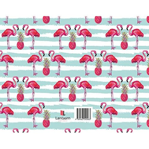 FAMILY PLANNER FLAMANT ROSE