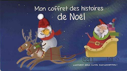 MON COFFRET DES HISTOIRES DE NOEL