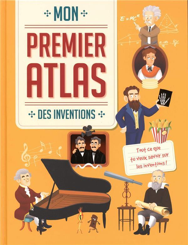 PREMIER ATLAS DES INVENTIONS (MON)