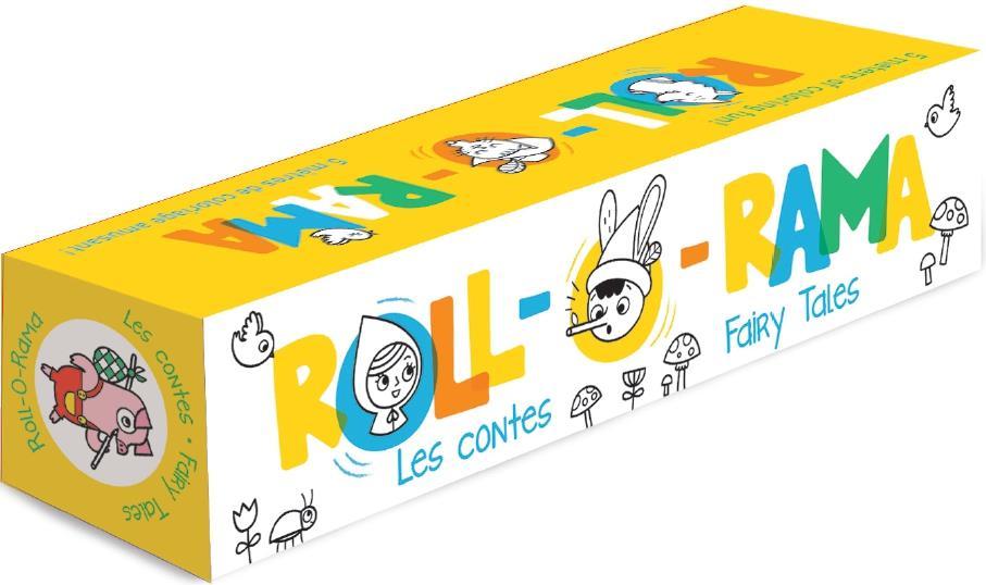 CONTES (LES) ROLL-O-RAMA