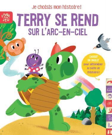 TERRY SE REND SUR L'ARC-EN-CIEL