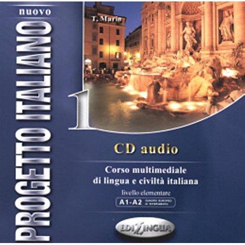 NUOVO PROGETTO ITALIANO / 1 (A1-A2) CD