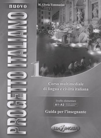 NUOVO PROGETTO ITALIANO / 1 (A1-A2) PROFESSEUR