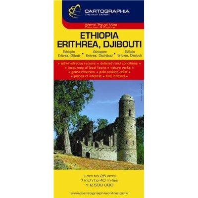 ETHIOPIE (CARTE CARTOG)