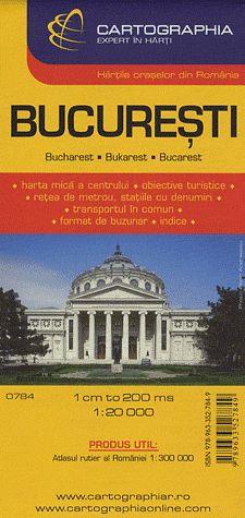 BUCAREST (PL CARTOG)
