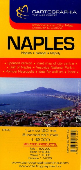 NAPLES (PLAN CARTOGRAPHIA)