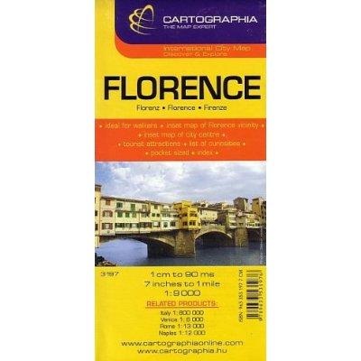 FLORENCE (PLAN CARTOGRAPHIA)