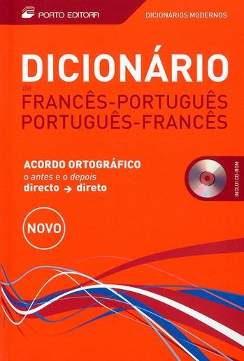 DICTIONNAIRE FRANCAIS/PORTUGAIS-PORTUGAIS-FRANCAIS FORMAT MOYEN