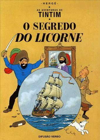 SECRET DE LA LICORNE (PORTUGAIS VERBO) (LE)