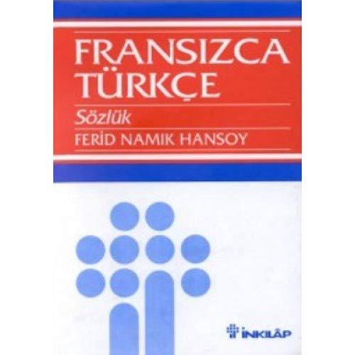 FRANSIZCA TURKCE SOZLUK FERID NAMIK HANSOY