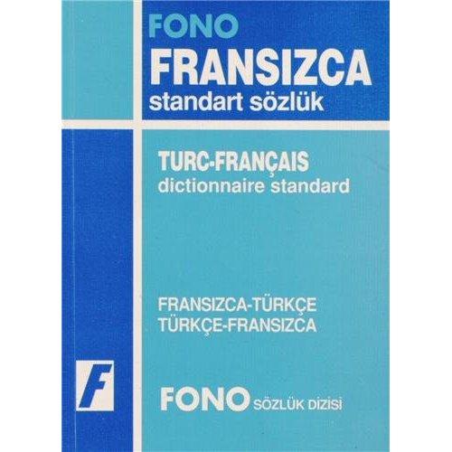 DICTIONNAIRE FRANCAIS-TURC/TURC-FRANCAIS