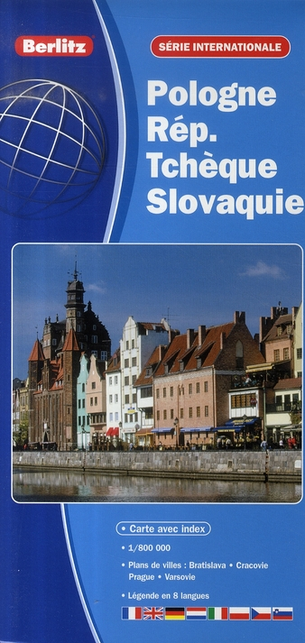 POLOGNE REP. TCHEQUE SLOVAQUIE