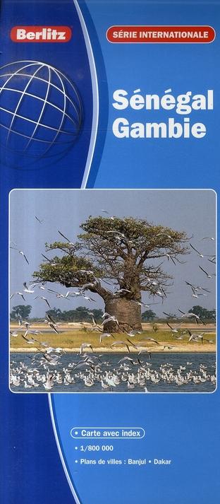 SENEGAL GAMBIE