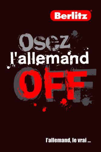 OSEZ L' ALLEMAND