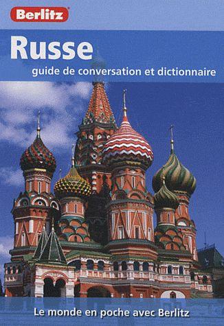RUSSE - GUIDE DE CONVERSATION ET DICO