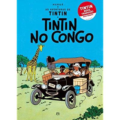 TINTIN AU CONGO  (PORTUGAIS NE 2011)  2011)
