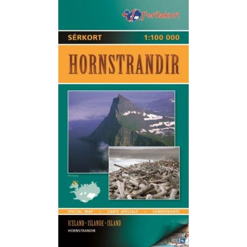HORNSTRANDIR 2  1/100.000
