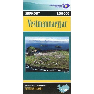 WESTMAN ISLANDS 8  1/50.000