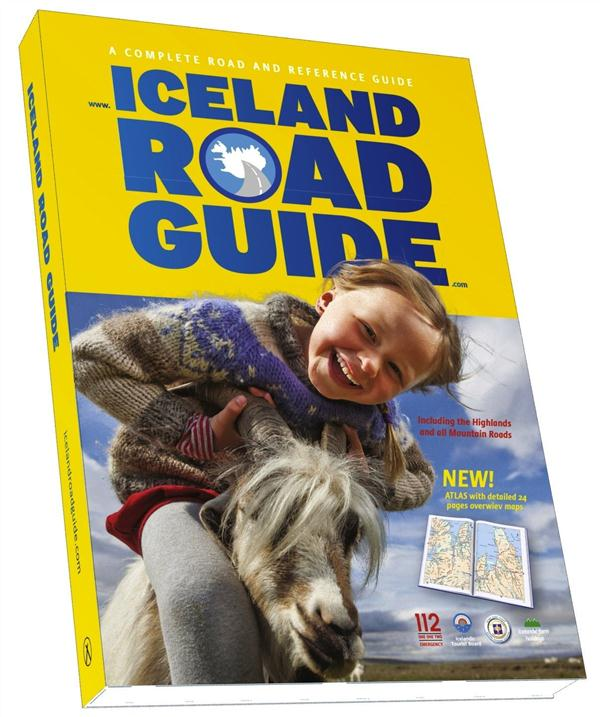 AED ICELAND ROAD GUIDE