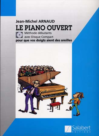 LE PIANO OUVERT +CD
