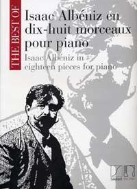 THE BEST OF ISAAC ALBENIZ PIANO