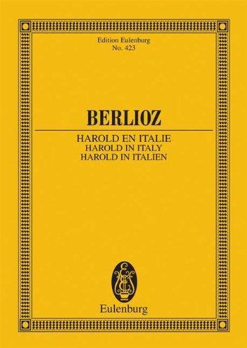 HECTOR BERLIOZ HAROLD IN ITALIE OP.16