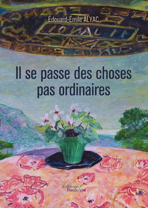 IL SE PASSE DES CHOSES PAS ORDINAIRES