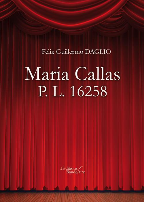MARIA CALLAS - P. L. 16258