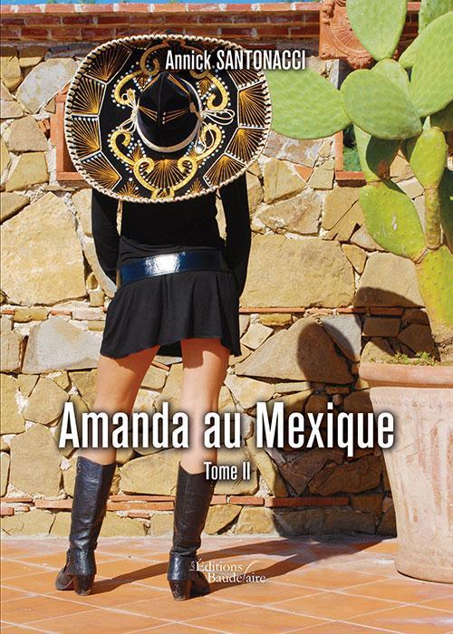 AMANDA AU MEXIQUE - TOME II